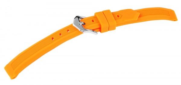 Kautschuck Armband, orange,