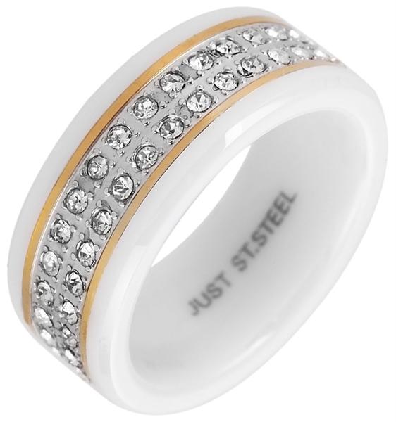 Just Damen-Ring, Keramik