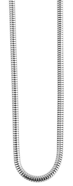Akzent Edelstahl Damen Schlangenkette, Länge: 0 cm / Stärke: 2 mm