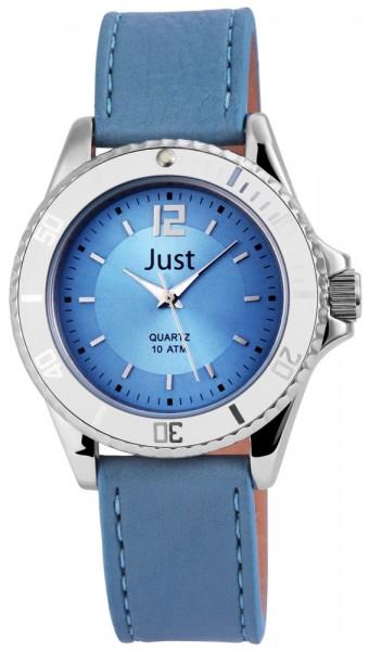 Just JU122 Analog Damenuhr mit Silikonband - UVP 39,95 €