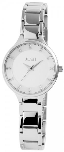 Just JU103 Analog Damenuhr mit Edelstahlband - UVP 79,95 €