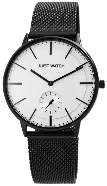 Just Watch JW153 Analog Herrenuhr mit Edelstahlband - UVP 59,95€