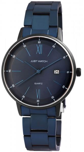 Just Watch Herrenuhr mit Edelstahlband - UVP 59,95€