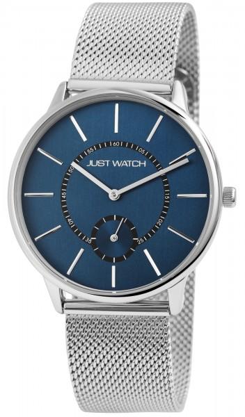 Just Watch Herrenuhr mit Edelstahlband - UVP 49,95€