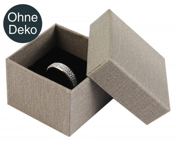 Schmuckbox, VE24, Maße: 5,5 x 5,5 x 4 cm