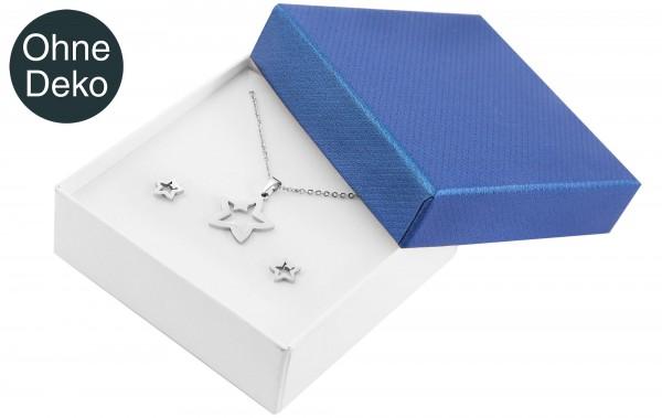 Schmuckverpackung, VE12, Maße: 9 x 9 x 3 cm