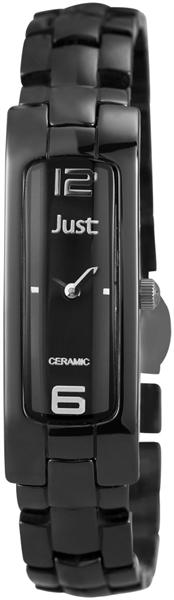 Just JU055 Analog Damenuhr mit Keramikband - UVP 119,90 €