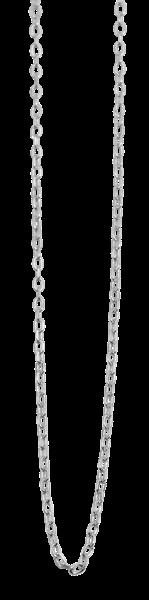 925 Silber Halskette, 925/rhodiniert,1,3g