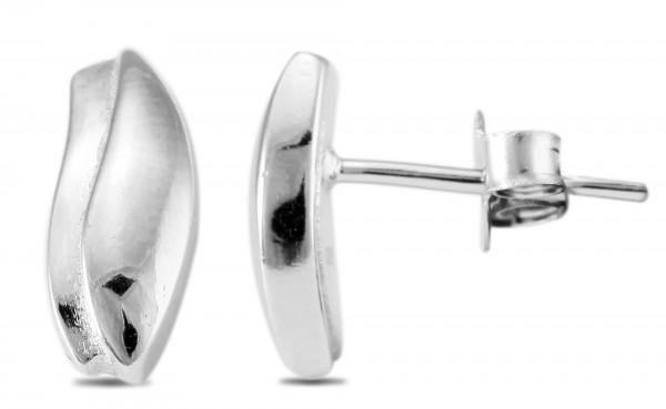 925 Silber Ohrstecker, 925/, 1,8 gr., rhodiniert