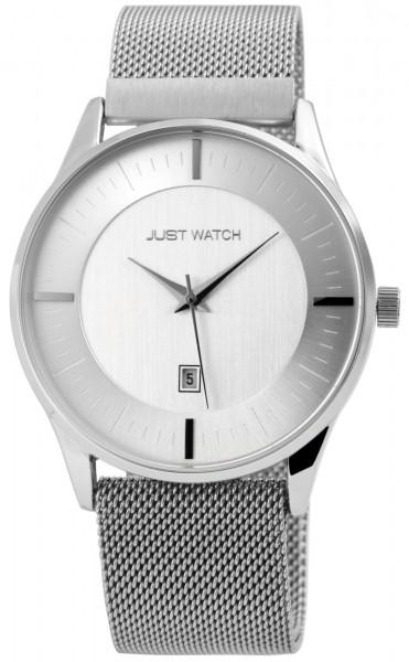 Just Watch JW156 Analog Herrenuhr mit Edelstahlband - UVP 49,95€