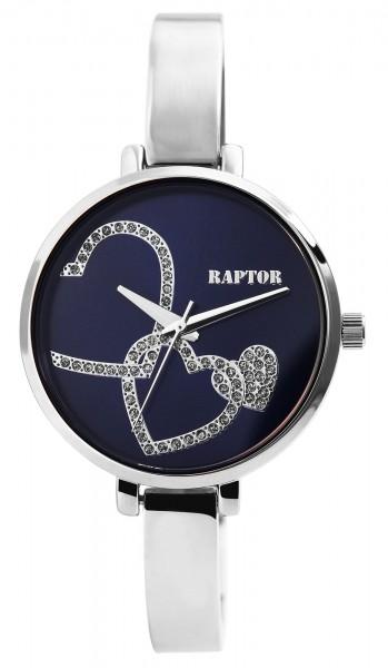 Raptor Damenuhr mit Edelstahlband