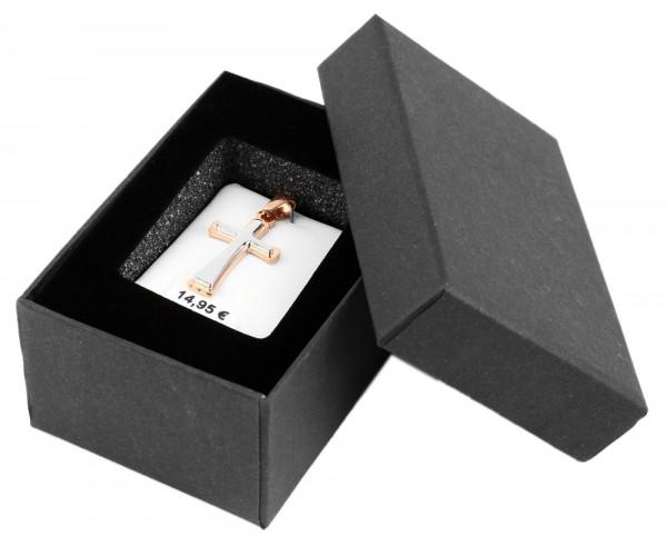 Schmuckverpackung, VE12, Maße: 8 x 5 x 4 cm