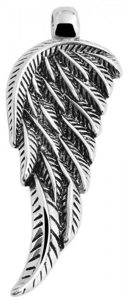 Raptor Edelstahlanhänger, Breite: 24 mm / Höhe: 55 mm