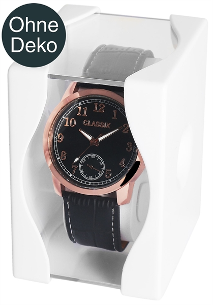 Uhrenverpackung (ohne Deko), VE12