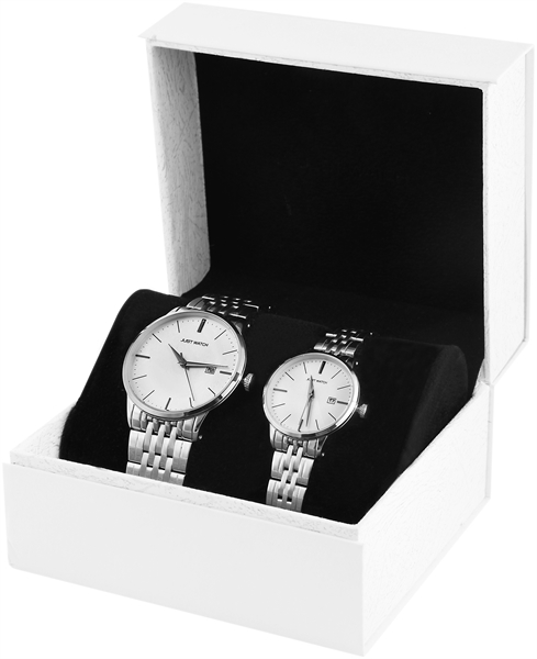 JUST WATCH Partnerset Herren und Damenuhr UVP 99,95€