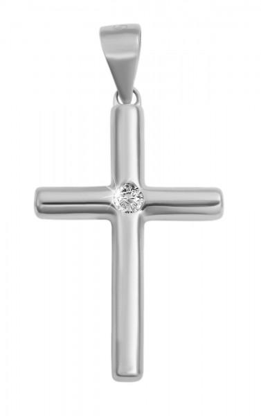 925 Silber Anhänger ohne Kette, 925/rhodiniert, 1,79g