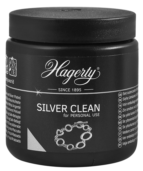 Hagerty Silver Clean for personal use, Tauchbad 170 ml,