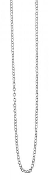 925 Silber Halskette, 925/rhodiniert,1,5g