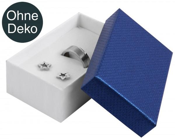 Schmuckverpackung, VE24, Maße: 8 x 5 x 2,8 cm