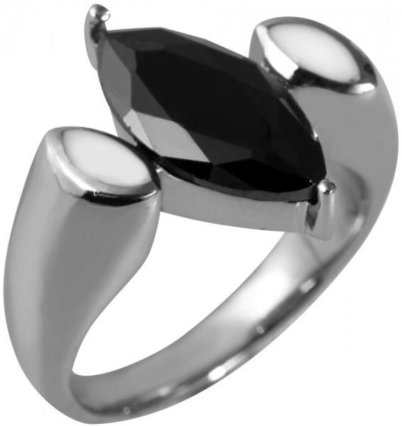 Just Damen-Ring aus Edelstahl