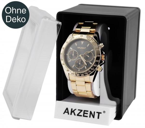 Akzent Uhrenbox, Maße: 11 x 7,5 x 8 cm