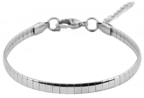 Kettenarmband aus Edelstahl