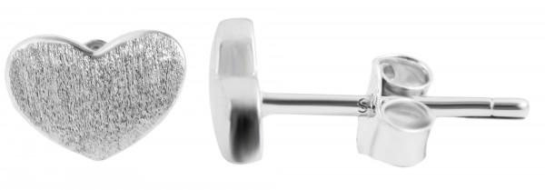 925 Silber Ohrringe, 925/rhodiniert, 0,92g