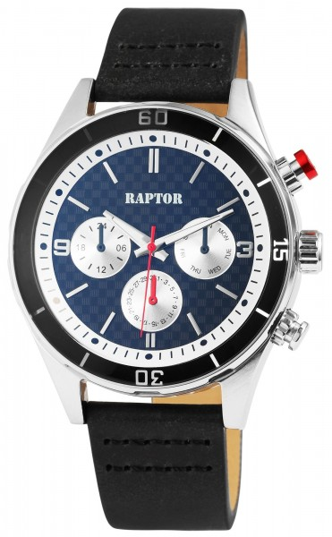 Raptor Analog Herrenuhr - UVP 59,95€