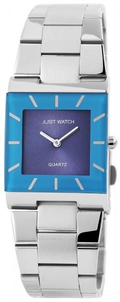 Just Watch JW033 Analog Damenuhr mit Edelstahlband - UVP 49,95 €