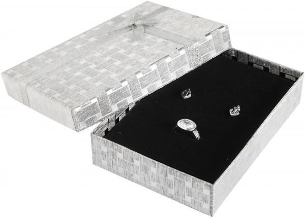 Schmuckbox, VE 12, Maße: 13 x 9 x 3 cm