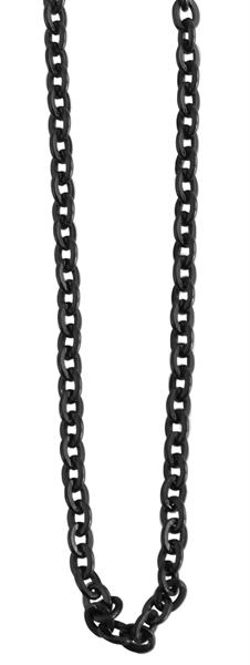 Akzent Edelstahl Unisex Ankerkette, Länge: 0 cm / Stärke: 2 mm