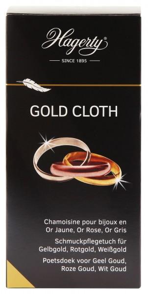 Hagerty Gold Cloth, Schmuckpflegetuch, 30 x 36 cm