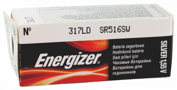 Energizer Knopfzellen, 10 Stück