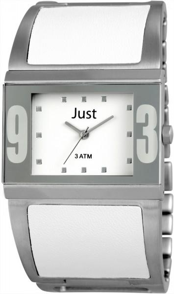 Just JU018 Analog Damenuhr mit Edelstahlband - UVP 74,90€