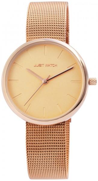 Just Watch JW115 mit Edelstahlband - UVP 49,95€