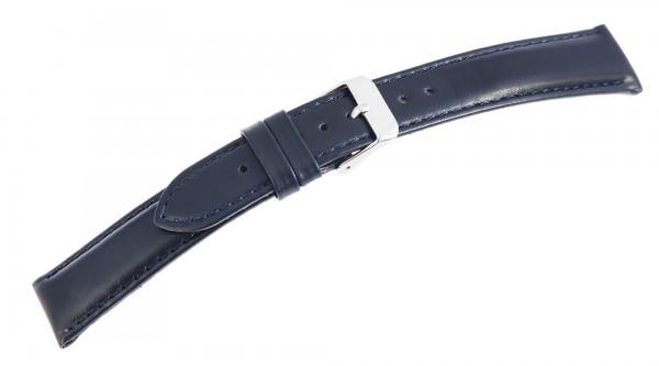 Echt Leder Armband, dunkelblau, UVP 14,95 €