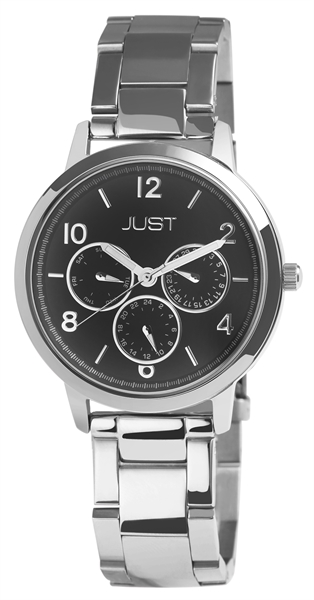 Just JU050 Analog Damenuhr mit Echtlederband - UVP 59,95€