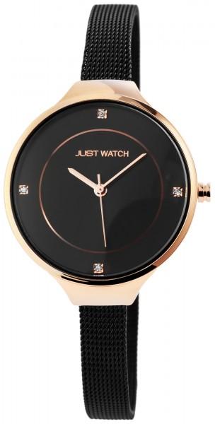 Just Watch JW118 mit Edelstahlband - UVP 39,95€